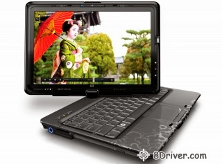 download HP TouchSmart tx2-1001au Notebook PC driver