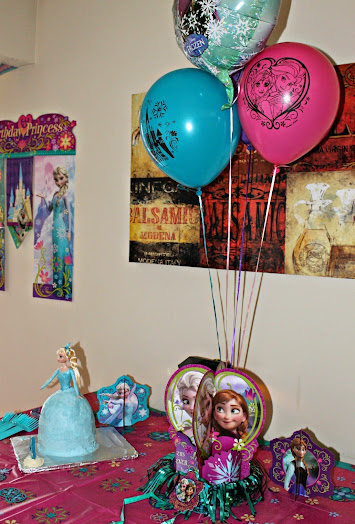 "Disney Frozen Party Ideas + ""One Bowl"" Elsa Doll Cake Tutorial"