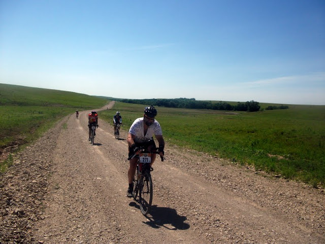 Bob Jenkins at Dirty Kanza