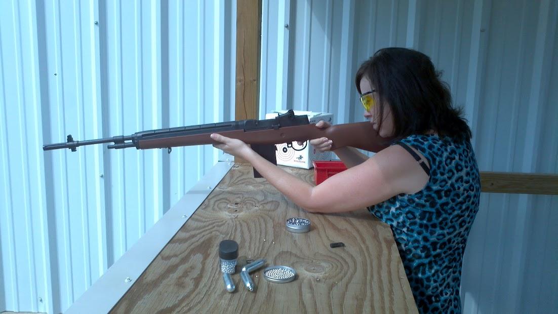 Courtney, Daisy, BB Gun, Rogers, Arkansas, Collective Bias