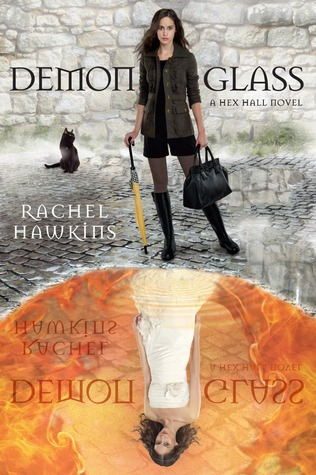 Review: Demonglass by Rachel Hawkins