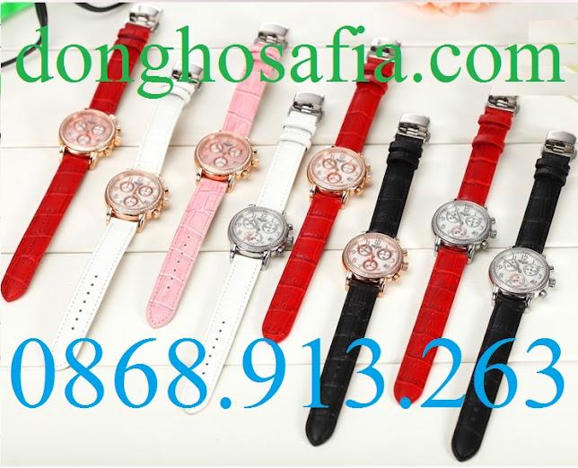 Đồng hồ nữ cơ Berliget 809