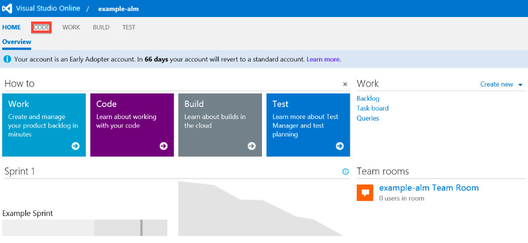 Visual Studio Online 2