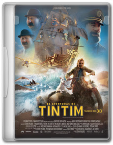 As Aventuras de Tintim – DVDRip AVI + RMVB Legendado