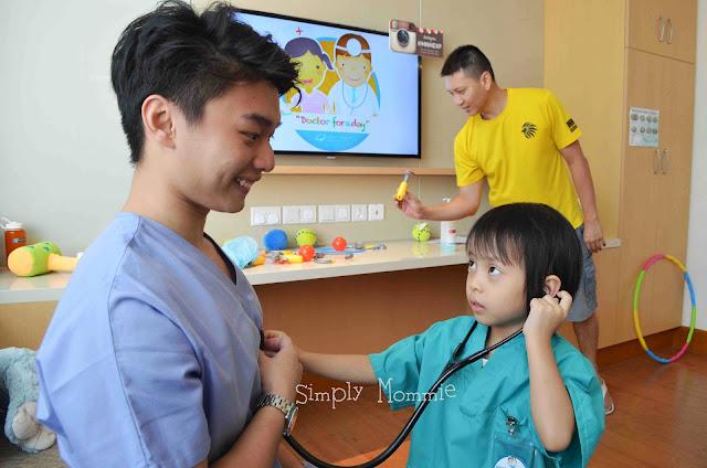 doctor for a day mt elizabeth novena hospital