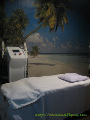 Single Occupancy Massage Rooms at Perps Med Spa