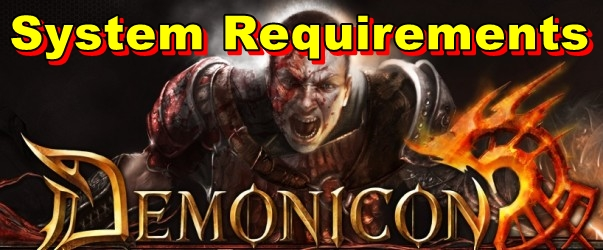 The Dark Eye: Demonicon PC System Requirements