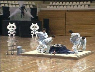 「ダウンタウンのガキの使いやあらへんで!! 1 浜田チーム体育館で24時間鬼ごっこ!」の画像