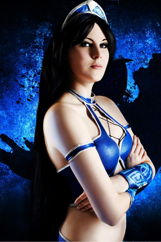 Jane Violette và bộ ảnh cosplay Mortal Kombat!