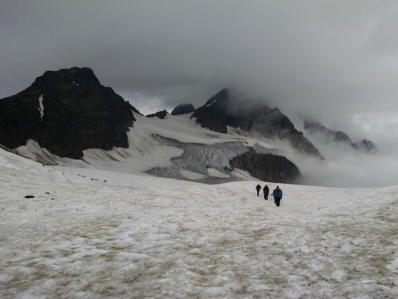 Piz Buin • Glacier Travel