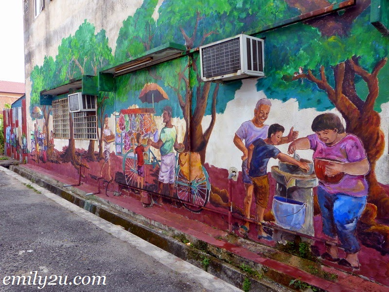 Pasir Pinji wall mural