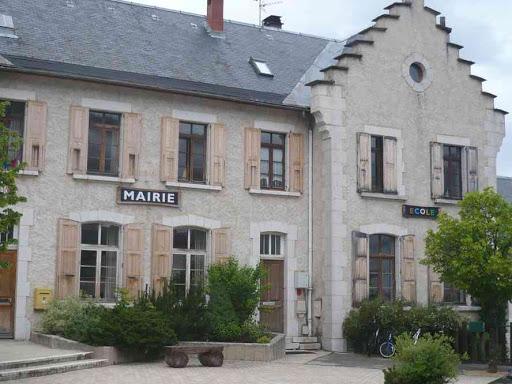 L'école-mairie de Corrençon-en-Vercors