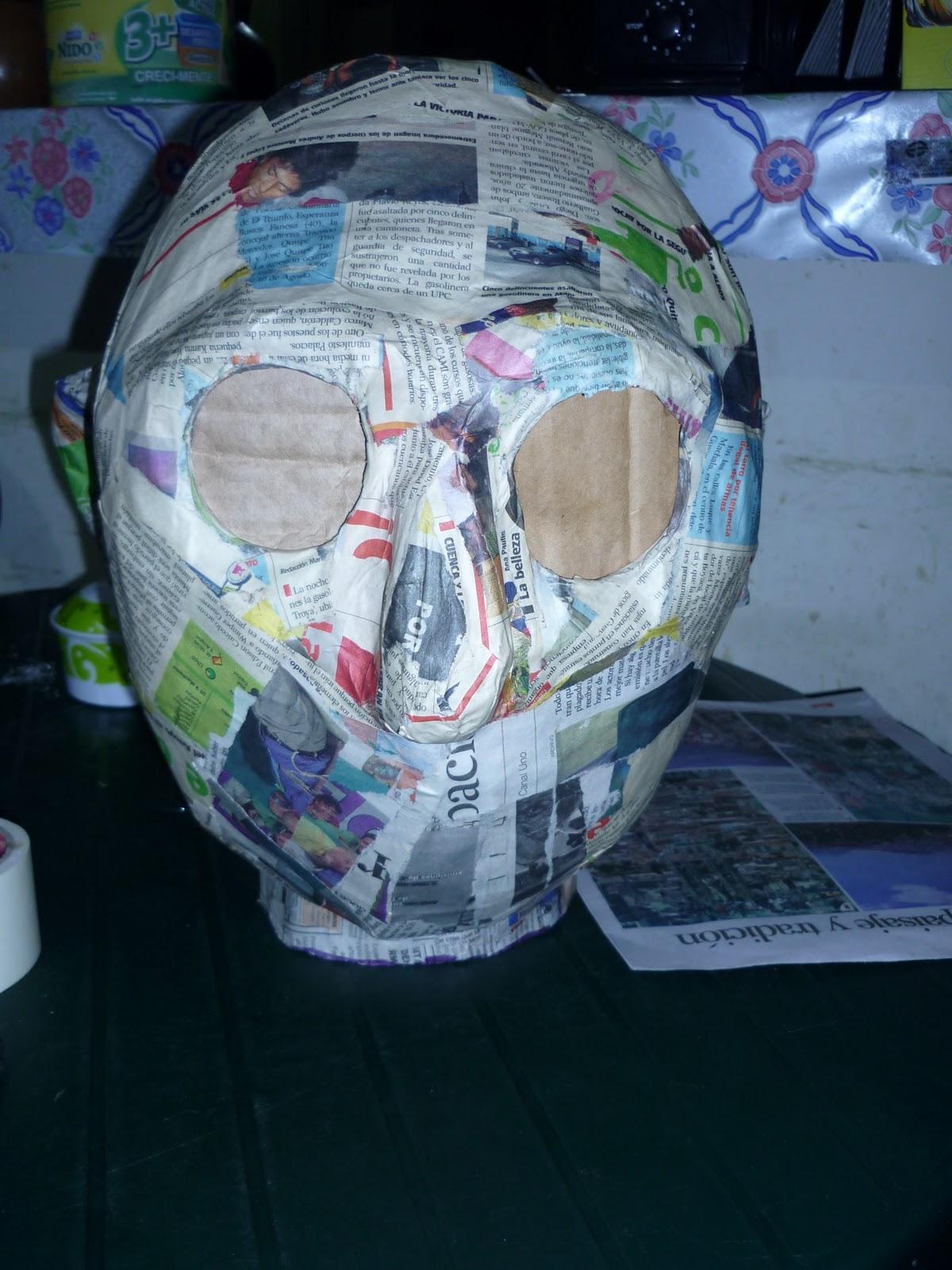 masterpaper y sus creaciones: tutorial de construccion de jason de