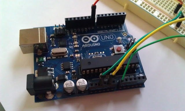 Arduino uno diy sequencer