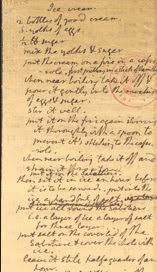 Thomas Jefferson's Ice Cream Recipe