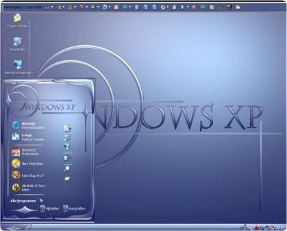 Windows Xp SP3 AnGel Live V.2.0 [Español] [ISO] 2013-04-17_19h05_20