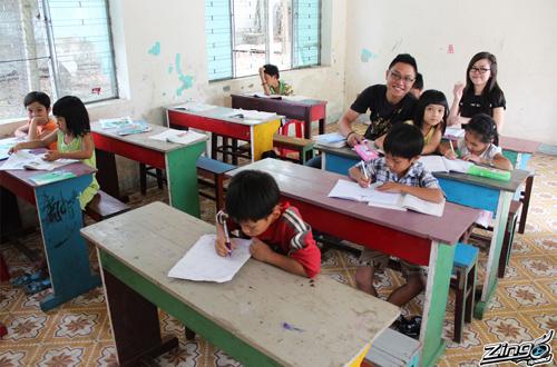 Game thủ Zing Speed làm từ thiện tại Đà Nẵng 3