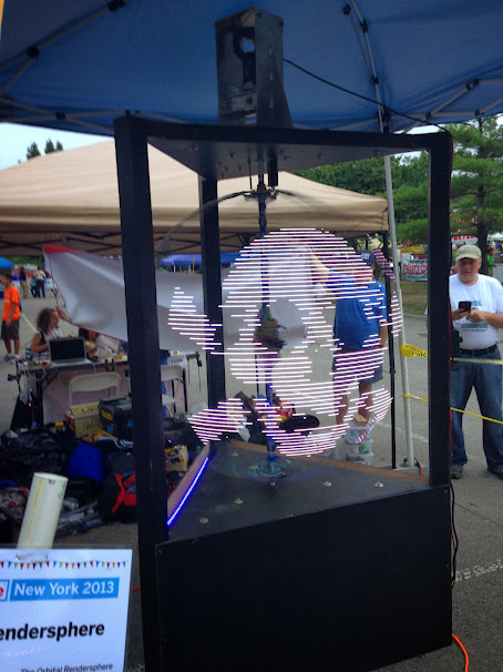 Quick List Of Beaglebone Projects I Saw At World Maker Faire In New