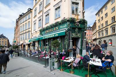 Restaurang Engelen / Kolingen 22