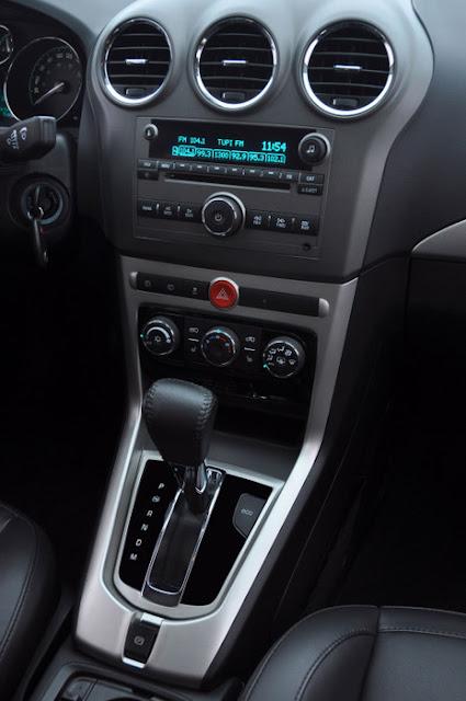 Nova Chevrolet Captiva 2011 - cambio automático sequencial EcoMode