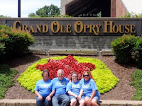 Nashville- Grand Ole Opry House