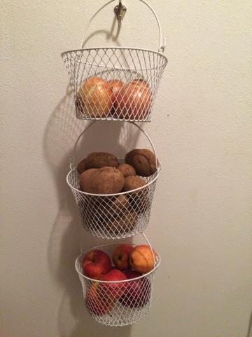 The Smart Momma Diy Hanging Fruit Baskets