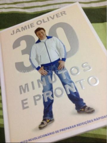 Livro Jamie Oliver