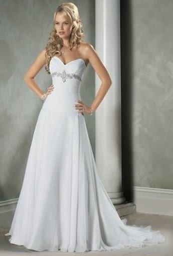 Thick waist line with princess line dress