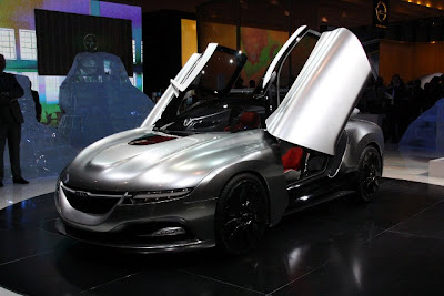 Saab PhoeniX AWD Hybrid