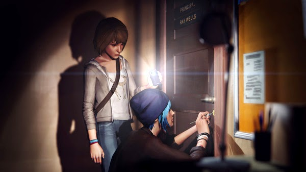 Life Of Strange EP 3 Full Crack CODEX - Game Screenshot