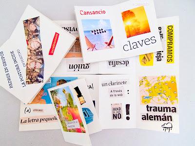 lllibrets de literatura reciclada