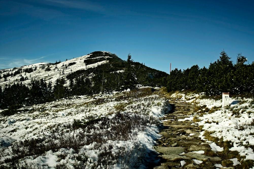 Przełęcz Brona