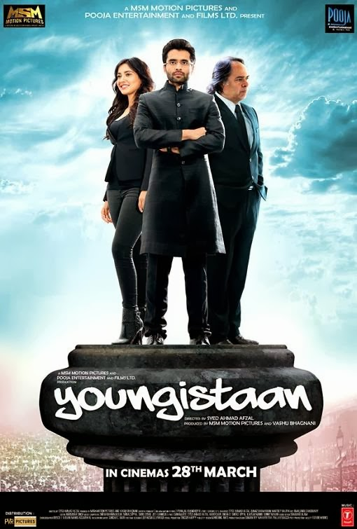 Cover of Youngistaan (2014) Hindi Movie Mp3 Songs Free Download Listen Online at Alldownloads4u.Com