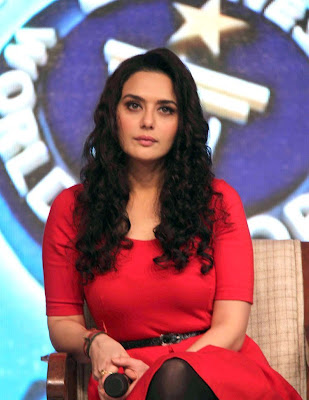 Preity Zinta at Guinness World Records - Ab India Todega Launch