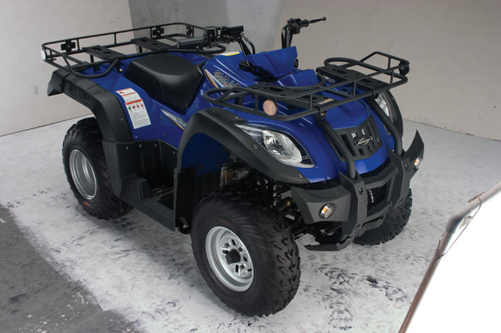 250cc shaft drive quad bike