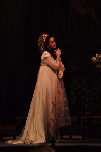 Angela Gheorghiu as Tosca