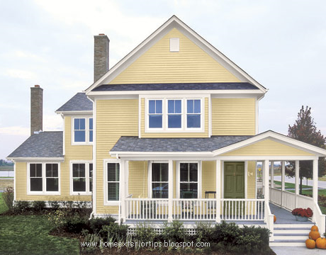 Home exterior tips exterior house color schemes for House color schemes exterior examples