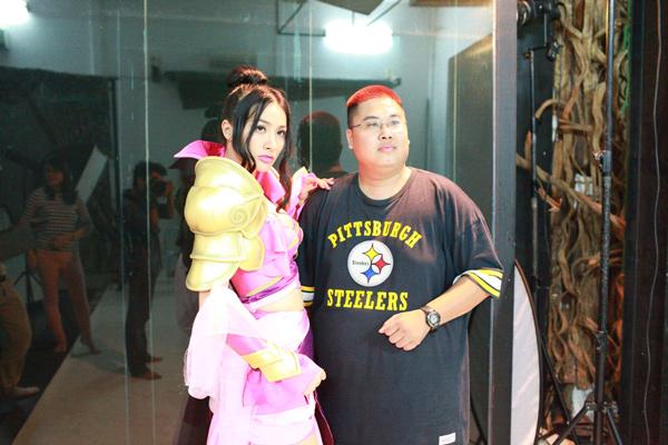 Trương Nhi sẽ tham gia đêm tiệc Thiên Long Hội Tụ 5