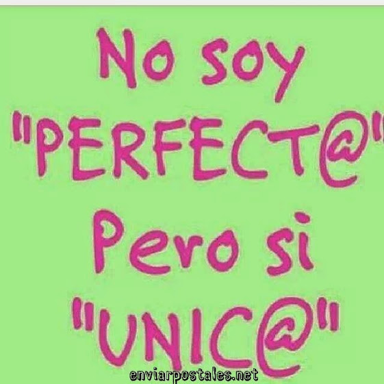 No soy perfect@-enviarpostales.net