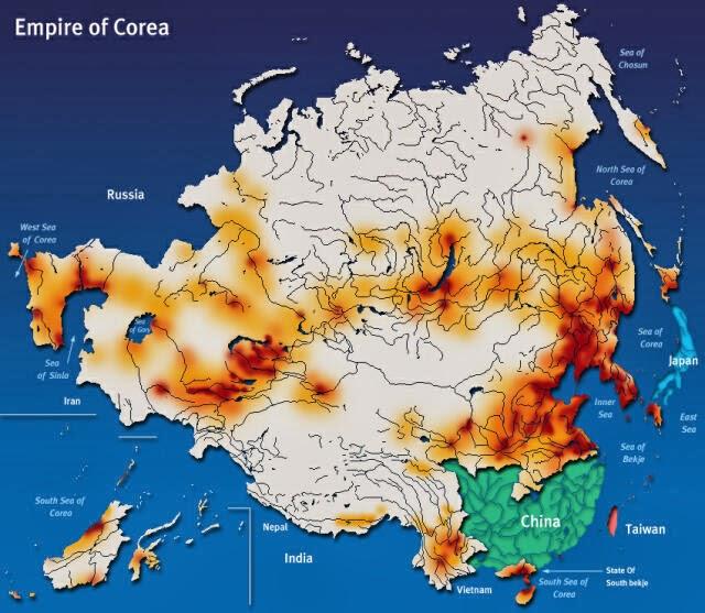 ヨーロッパも韓国起源説