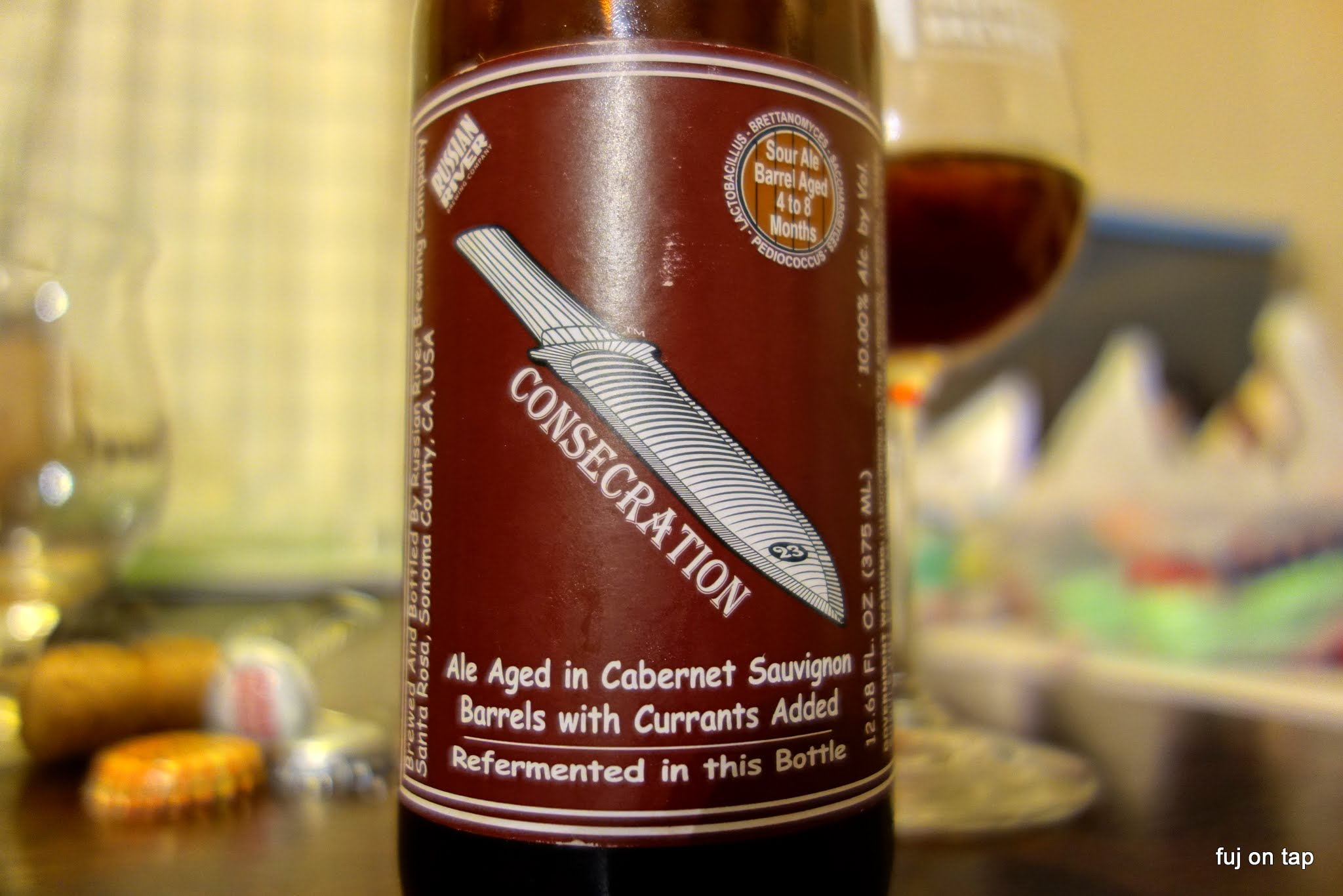 Russian River Consecration