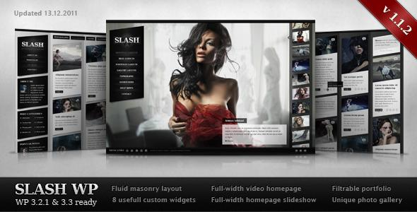 Slash WP WordPress Theme