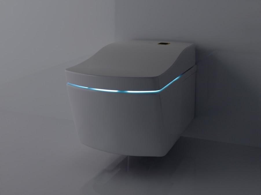 Toto Washlet UV Licht