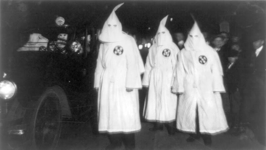 Democrats' KKK connection is mind-boggling