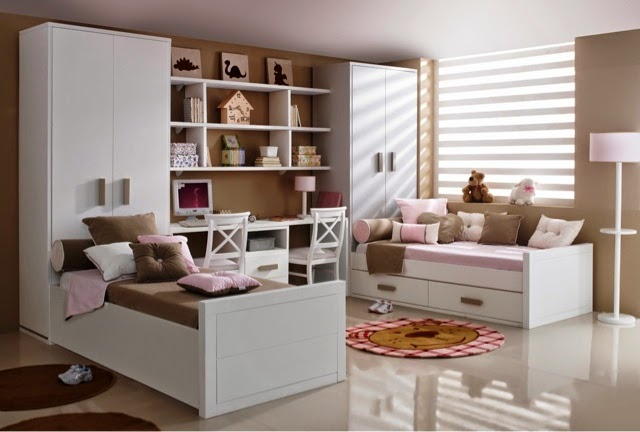 Dormitorios juveniles hechos a medida - Habitaciones infantiles de dos camas ...