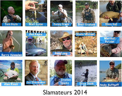 Amateurs of Carp Slam 8 - Click to contribute