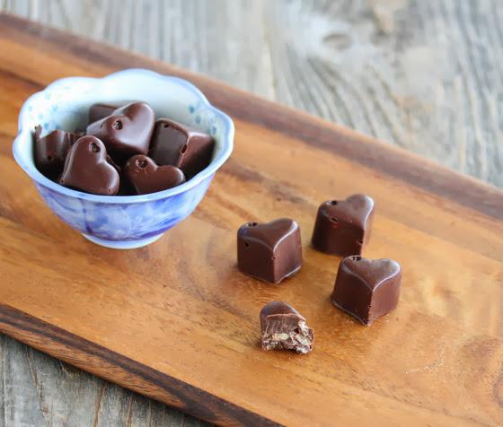 Homemade Chocolate Crunch Bars