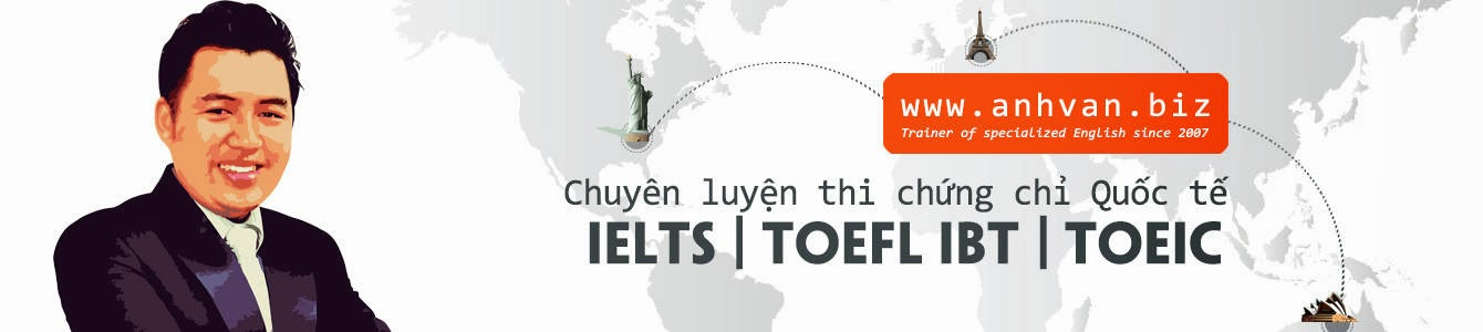 LỚP LUYỆN THI TOEIC TOEFL IELTS