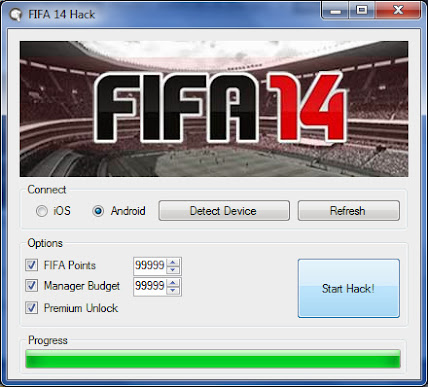 Fifa 14 Hack Cheat Tool No Survey