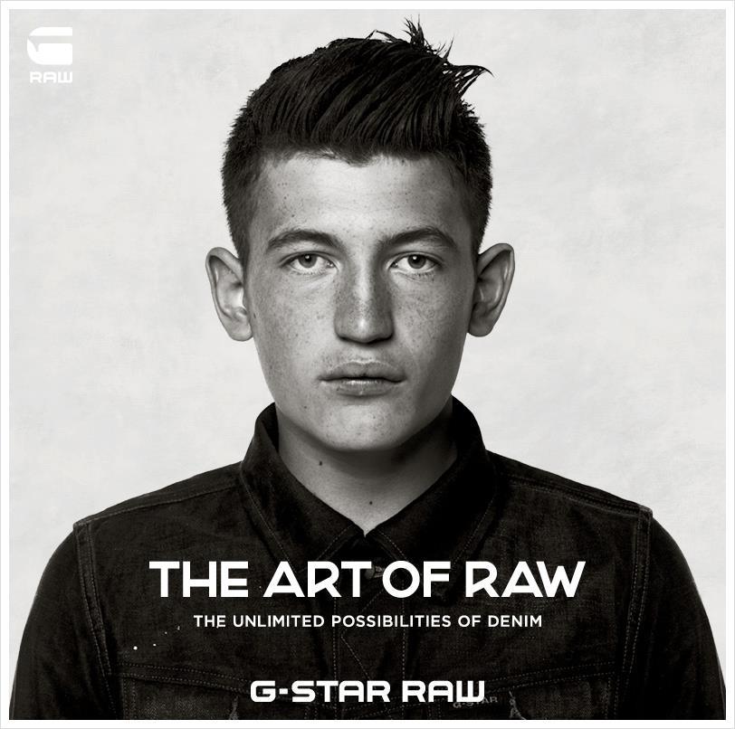 *G-STAR 2013 春夏新廣告「The Art of Raw」:1分鐘完整呈現單寧製作過程! 2